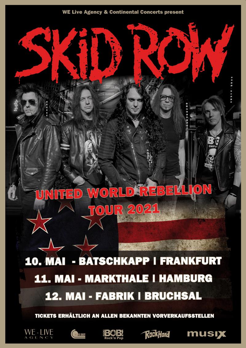 Rebellion Tour 2021